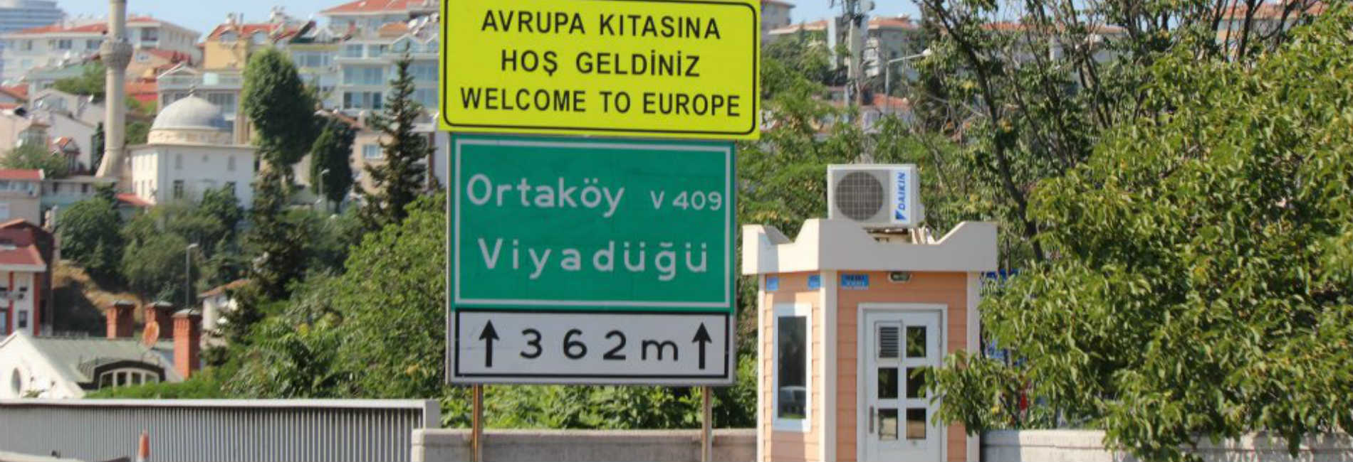 Entry Point To Europe